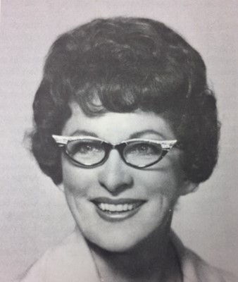 First woman to serve on the National Council of Beta Alpha Psi and the first woman President of Beta Alpha Psi - 1977-78, Doris Cook, University of Arkansas
