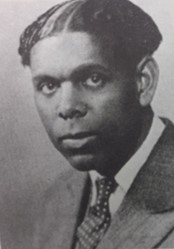 First African-American member of Beta Alpha Psi - William L. Campfield - Rho Chapter, 1937